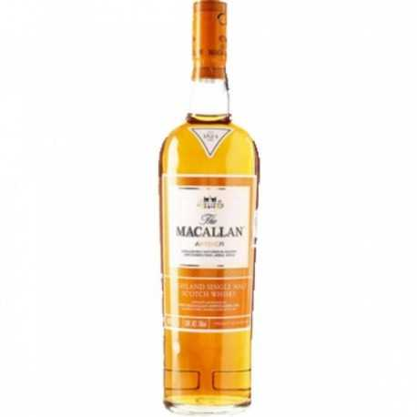Whisky THE MACALLAN Amber - The Macallan Distillers Ltd -