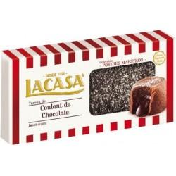 LACASA Turrón Praliné de Coulant de Chocolate 230 gr.