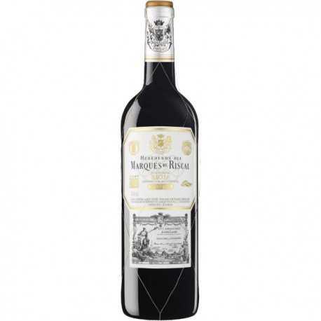 Vino MARQUÉS DE RISCAL Reserva - Vinos de los Herederos de Marqués de Riscal