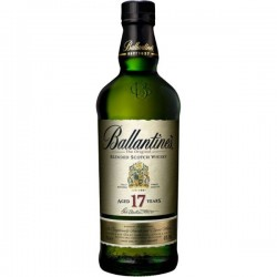 Whisky BALLANTINE'S Escocés 17 Años -George Ballantine and Son Ltd.-