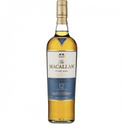 Whisky THE MACALLAN Single Malt Fine Oak 12 años