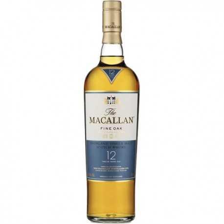 Whisky THE MACALLAN Single Malt Fine Oak 12 años