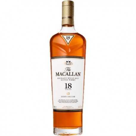Whisky THE MACALLAN Single Malt Fine Oak 18 años