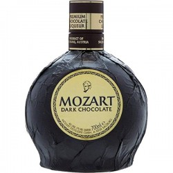 Licor de chocolate MOZART BLACK