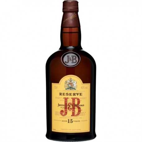 Whisky J.B. RESERVA 15 AÑOS
