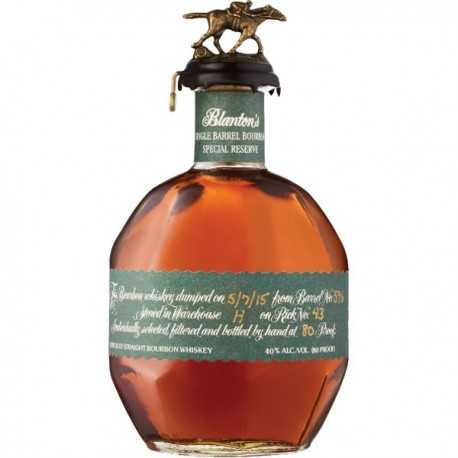 Bourbon BLANTON'S Single Barrel ''GREEN LABEL''
