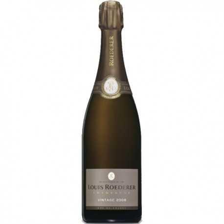 Champagne LOUIS ROEDERER Brut Vintage -Louis Roederer