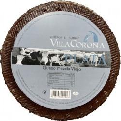 Queso VILLA CORONA Mezcla Viejo 3kg