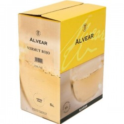 Bag in Box Vermouth ALVEAR