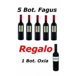 Selección de Garnachas de Bodegas Aragonesas FAGUS + OXIA (Regalo)