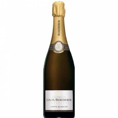 Champagne LOUIS ROEDERER Carte Blanche Semi - Louis Roederer