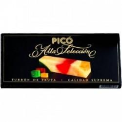 PICO 66 Turrón de Fruta Alta Selección 200 gr