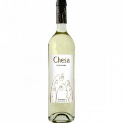 Vino CHESA Blanco Gewürztraminer - Bodegas Chesa