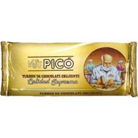 PICÓ 66 Turrón de Chocolate Crujiente  Suprema  300 g.