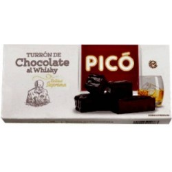 PICÓ 66 Turrón  de Chocolate al  Whisky Suprema  200 g.