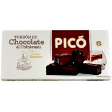 PICÓ 66 Turrón de Chocolate al Cointreau Suprema 200 g.