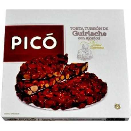 PICÓ 66 Torta  Turrón de Guirlache con Ajonjolí Suprema 150 g.