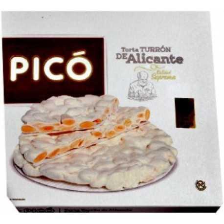 PICÓ 66 Torta Turrón de Alicante Suprema  200 g.