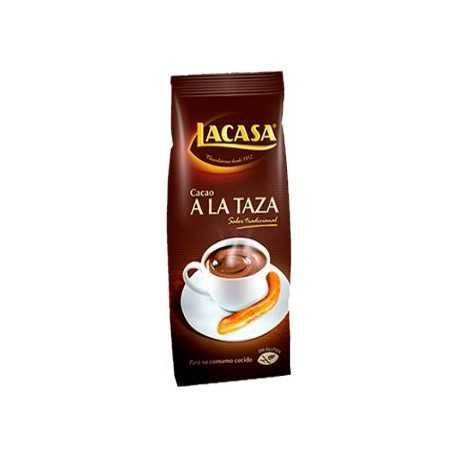 LACASA: Chocolate Polvo Cocer 200 gr.