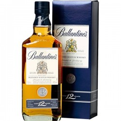 Whisky BALLANTINE'S Escocés 12 Años - George Ballantine and Son Ltd.-