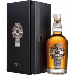 Whisky CHIVAS REGAL Escocés 25 Años