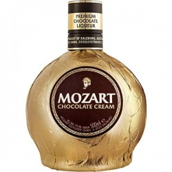 Licor de chocolate MOZART GOLD