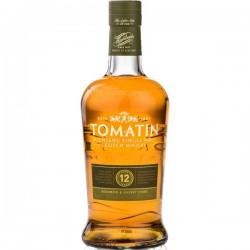 Whisky TOMATIN Single Malt 12 Años
