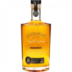 whisky GREENORE Single Grain Whiskey Irish (Edición Limitada)