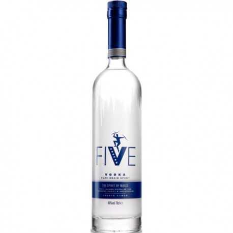 Vodka FIVE BRECON