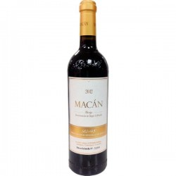Macan 2015 - Bodegas Rothschild & Vega sicilia