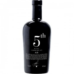 Ginebra LONDON DRY 5 TH BLACK