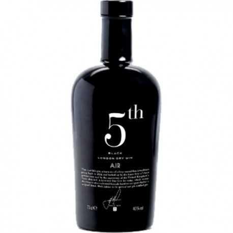 Ginebra London Dry 5 TH Black