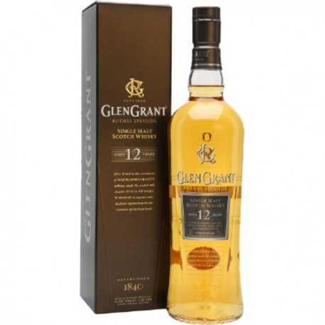 Whisky GLEN GRANT Escocés 12 Años