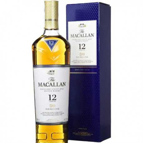 Whisky THE MACALLAN Double Cask 12 Años