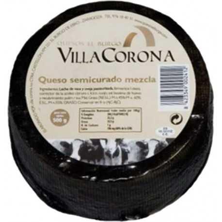 Queso VILLA CORONA Mezcla 500 gr