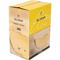 Bag in Box Vermouth Alvear 5L