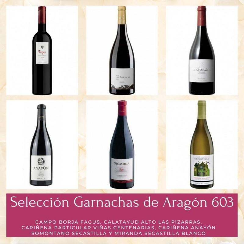 Selección Garnachas de Aragón 603