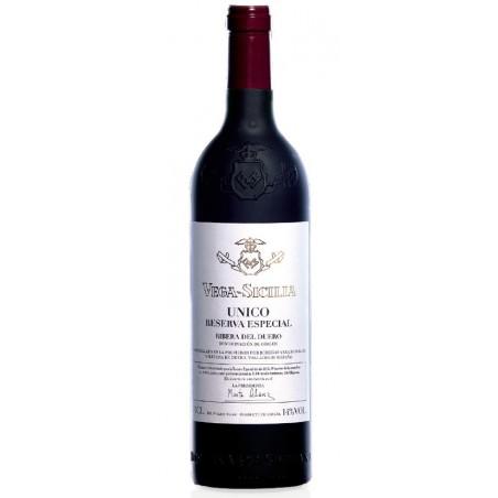 Vino Vega Sicilia reserva Especial  Venta VS 2020 - Bodegas Vega Sicilia