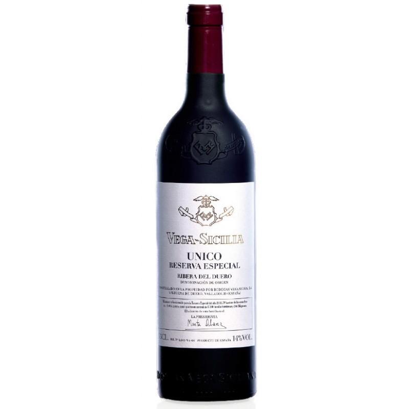 Vino Vega Sicilia reserva Especial  Venta VS 2017