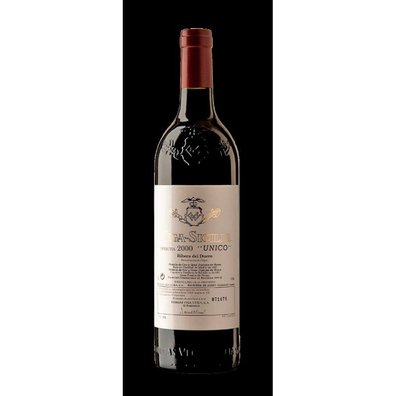 Vega Sicilia Único 2000