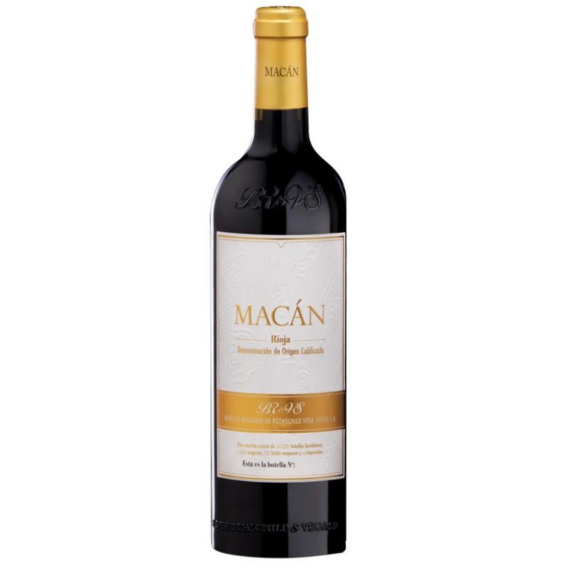 Macan 2014 - Bodegas Rothschild & Vega sicilia
