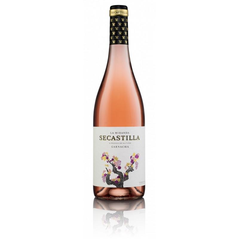 Viñas del Vero  La Miranda de Secastilla Rosado -Bodegas Viñas del Vero