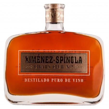 XIMÉNEZ-SPINOLA Cigars Club Nº2
