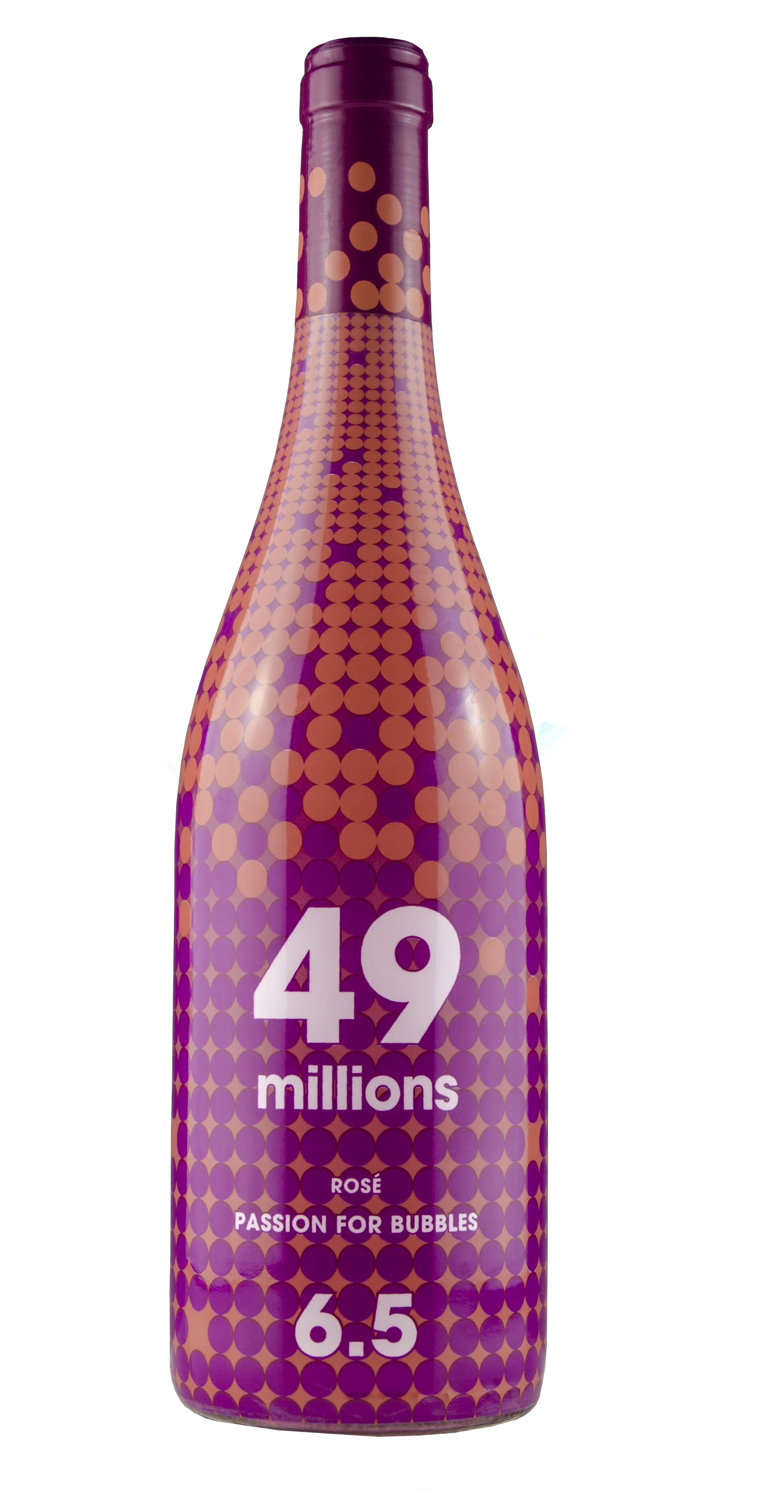 49 millions Rosado...