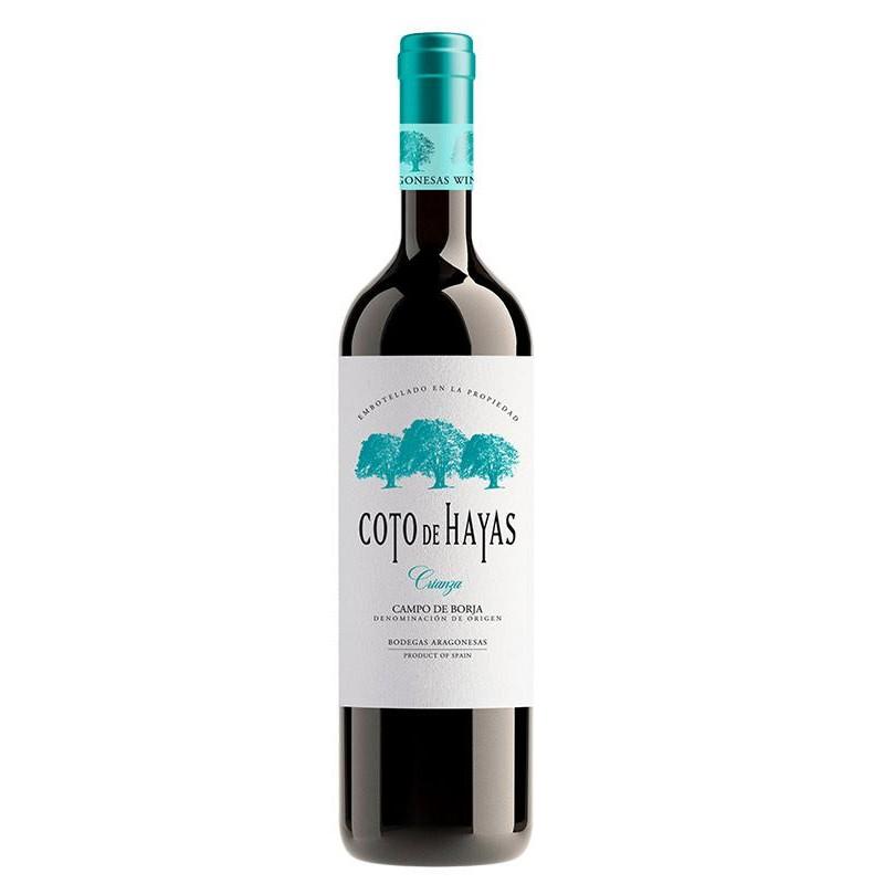 Vino COTO DE HAYAS Crianza  - Bodegas Aragonesas