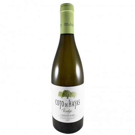 Vino COTO DE HAYAS Verdejo - Bodegas Aragonesas