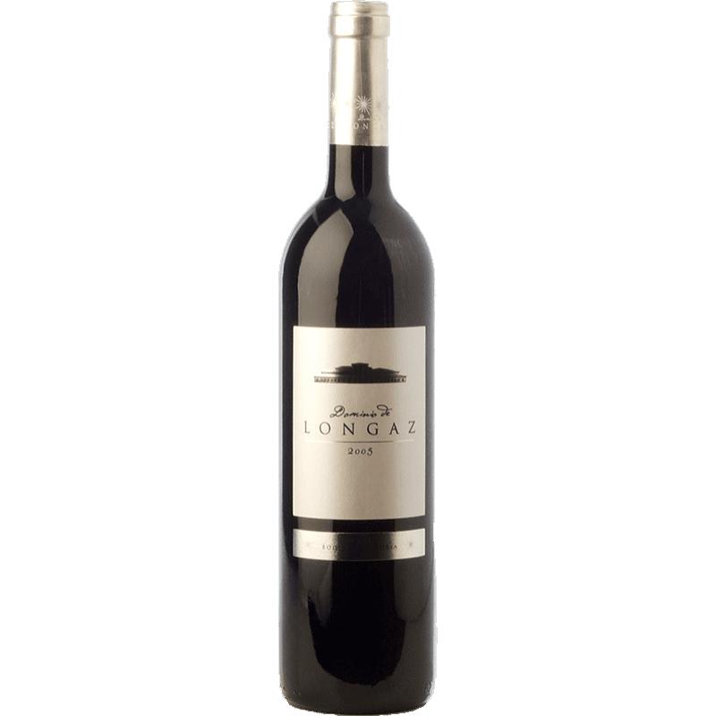 Vino Dominio de Longaz Premium - Bodegas Victoria