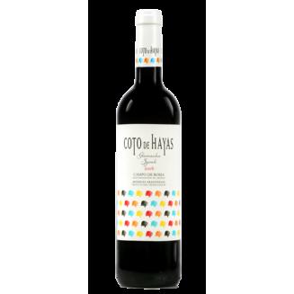 Vino COTO DE HAYAS Tinto  - Bodegas Aragonesas