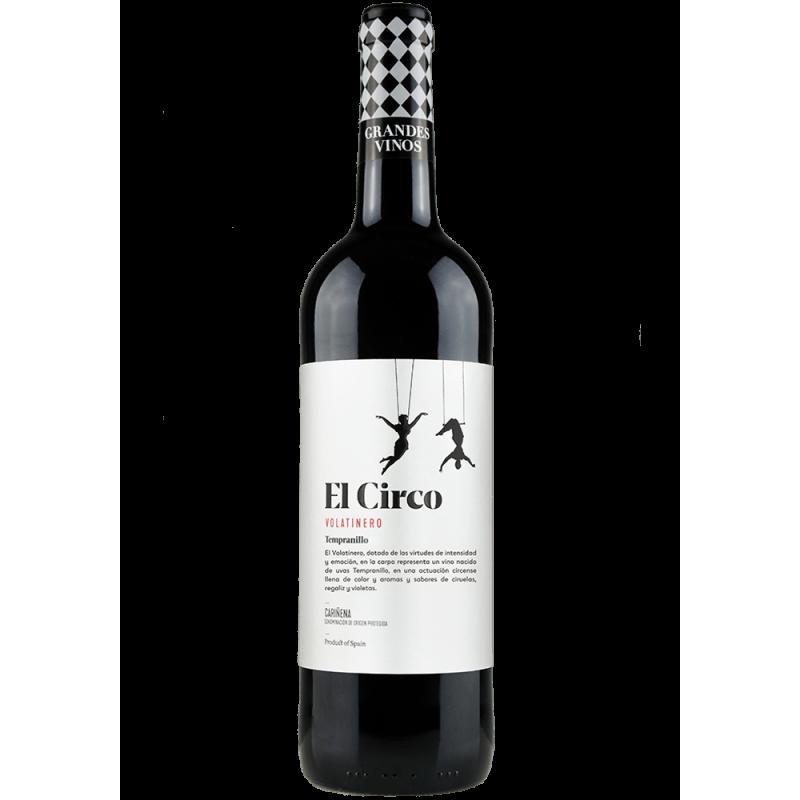 EL CIRCO Volatinero- Grandes Vinos y Viñedos