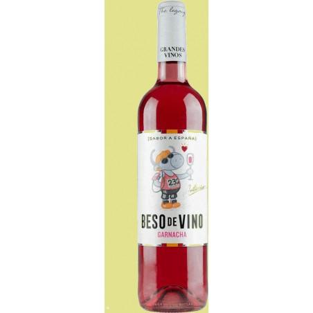 BESO DE VINO Garnacha Rosé-Grandes Vinos y Viñedos